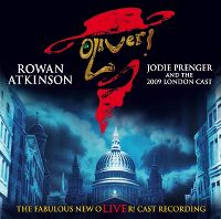 Cover Musical - Oliver! - The Fabulous New Oliver! [Cast Recording]